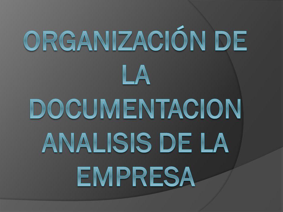 DEPENDENCIA ENCARGADA DE LA DOCUMENTACION: Archivo de Gestión: Cada dependencia da tramite a su correspondencia.