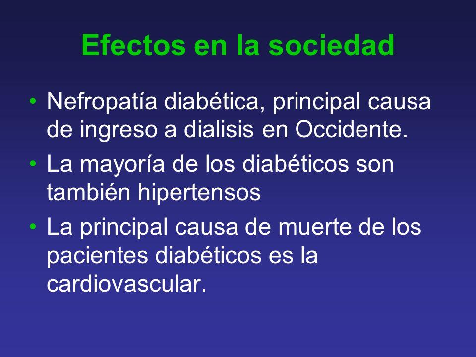 Riesgo de desarrollar Diabetes Mellitus Riesgo C V.