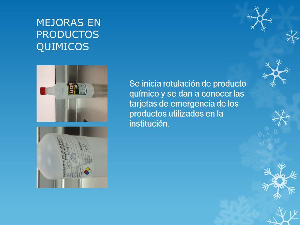 Utilización de EPP Lugar especifico para utilización de los equipos de protección personal, y demarcación de los mismo.