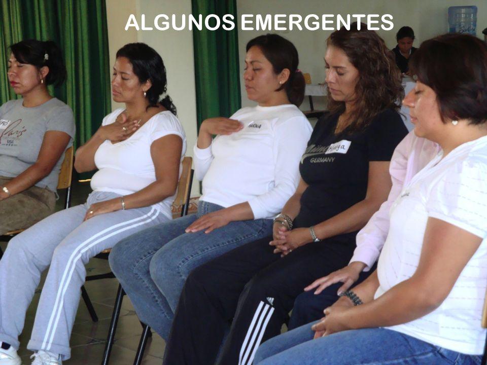 ALGUNOS EMERGENTES