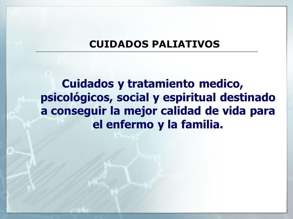 PREVENCION Dx TEMPRANO Y TTO.