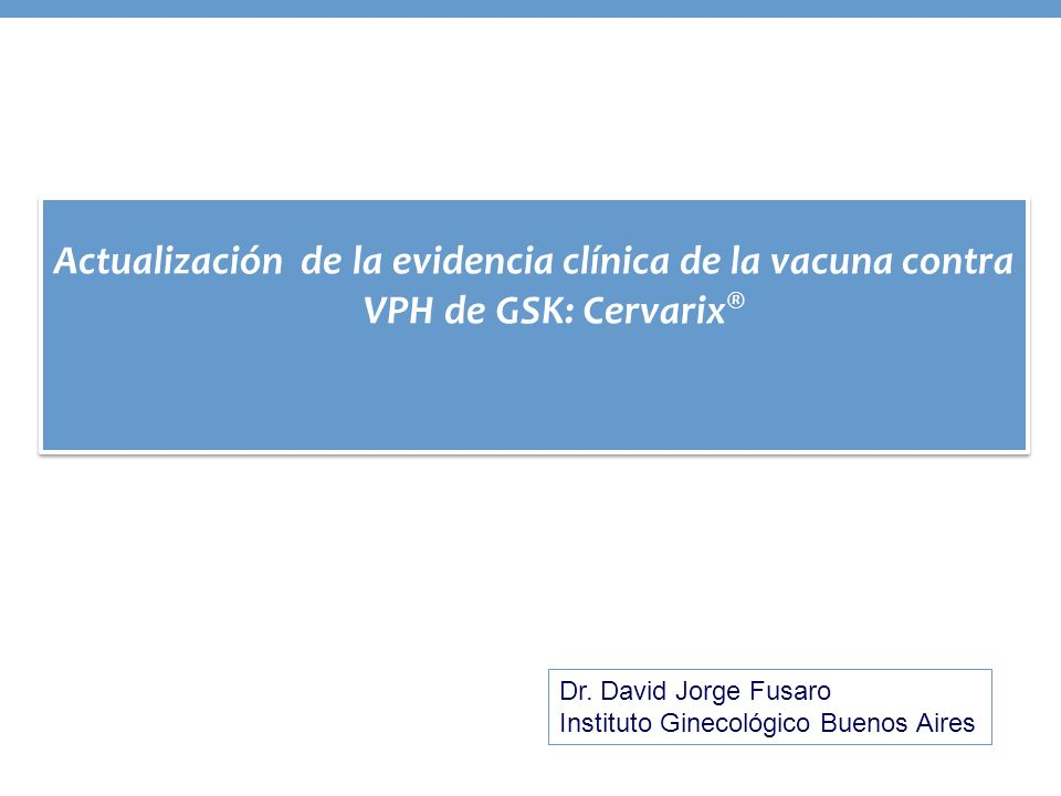 Impacto del AS04: Respuesta de Anticuerpos TGM de Ac (EU/ml) Tiempo (meses) * * * * * * * * Giannini SL, Hanon E, Moris P, et al.