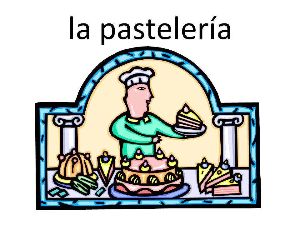 la panadería