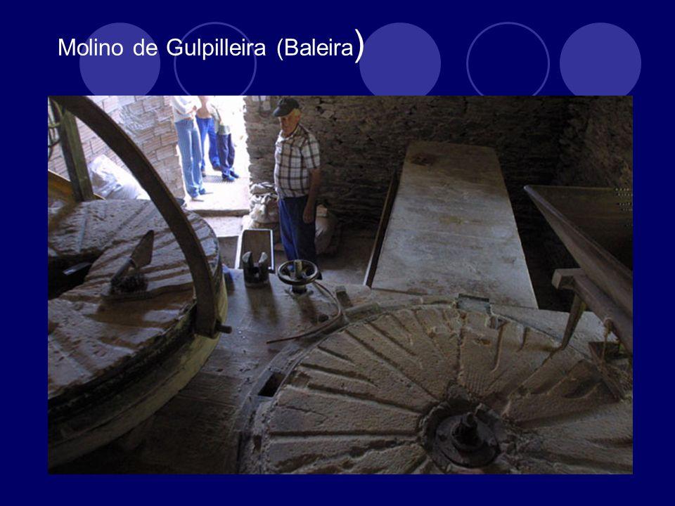 Molino de Gulpilleira (Baleira )
