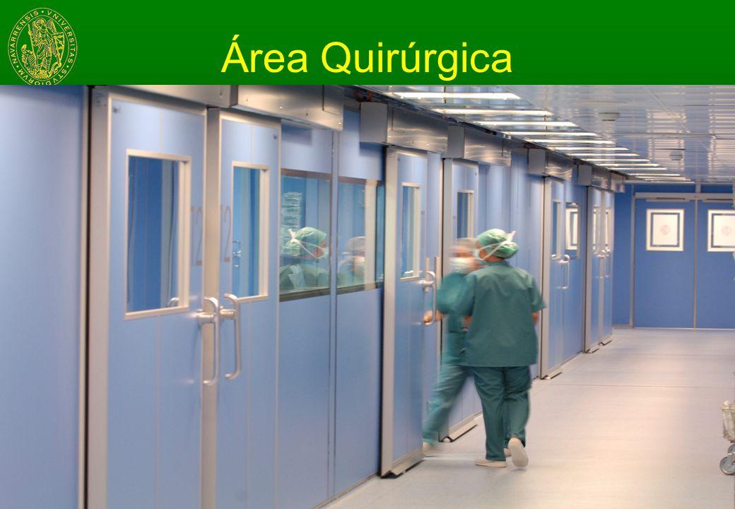 Mayo de 2009Clínica Universidad de Navarra5 DATOS GENERALES de CUN Año 2008 Personal: 497 personal médico 2.345 personas 1.170 Personal de Enfermería