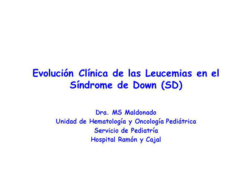 Leucemia Aguda Infantil Forma de cáncer mas frecuente en la infancia.