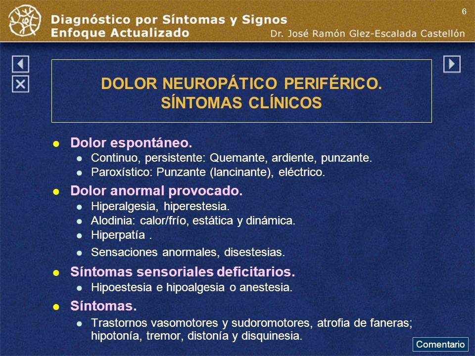 Comentario diapo4 La relación entre etiología, mecanismos y síntomas es compleja.