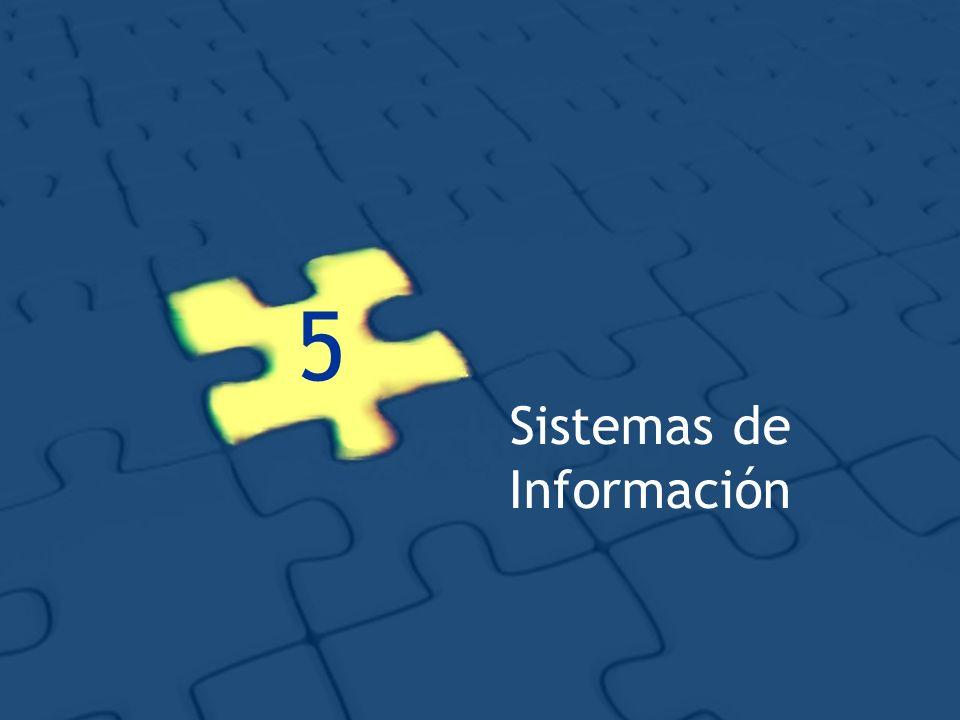 5 Sistemas de Información