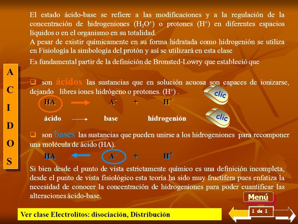 ACIDOS ACIDEZ TITULABLE ACIDEZ REAL SOLUCION AMORTIGUADORA pH ECUACION de Henderson- Hasselbach ACIDOS ACIDEZ TITULABLE ACIDEZ REAL SOLUCION AMORTIGUADORA pH ECUACION de Henderson- Hasselbach MENU GENERAL MENU GENERAL