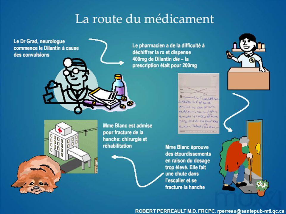 Hospital Universitari Sant Joan dAlacant JMª Aranaz © ROBERT PERREAULT M.D. FRCPC. rperreau@santepub-mtl.qc.ca