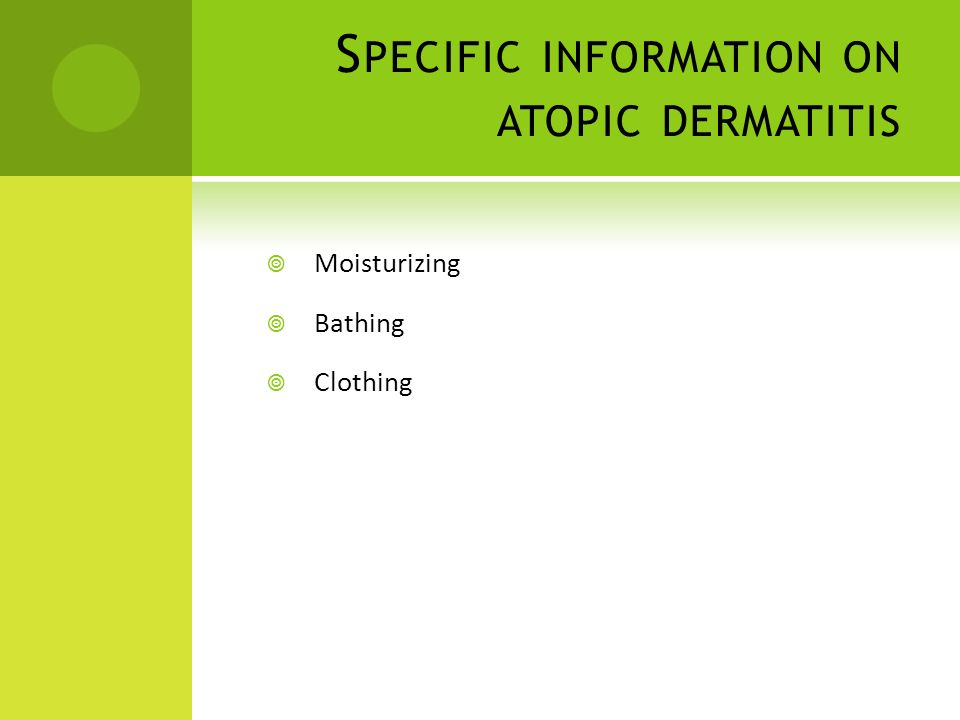 S PECIFIC INFORMATION ON URTICATIA Brochure very important to reduce level of angiousness of patient, as it is a …..