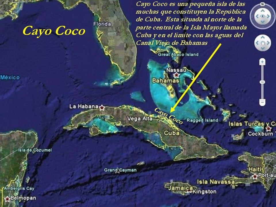 Cayo Coco Un paraiso cubano para turistas solamente…….