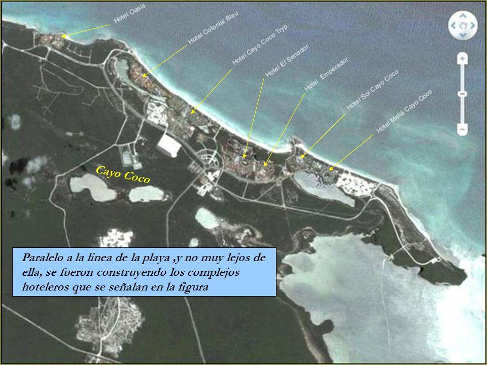 Cayo Coco Area principal de Playa Aeropuerto Si viaja en avión este aeropuerto será su destino El aeropuerto permite viajar directamente a Cayo Coco sin necesidad de pasar por la Isla de Cuba