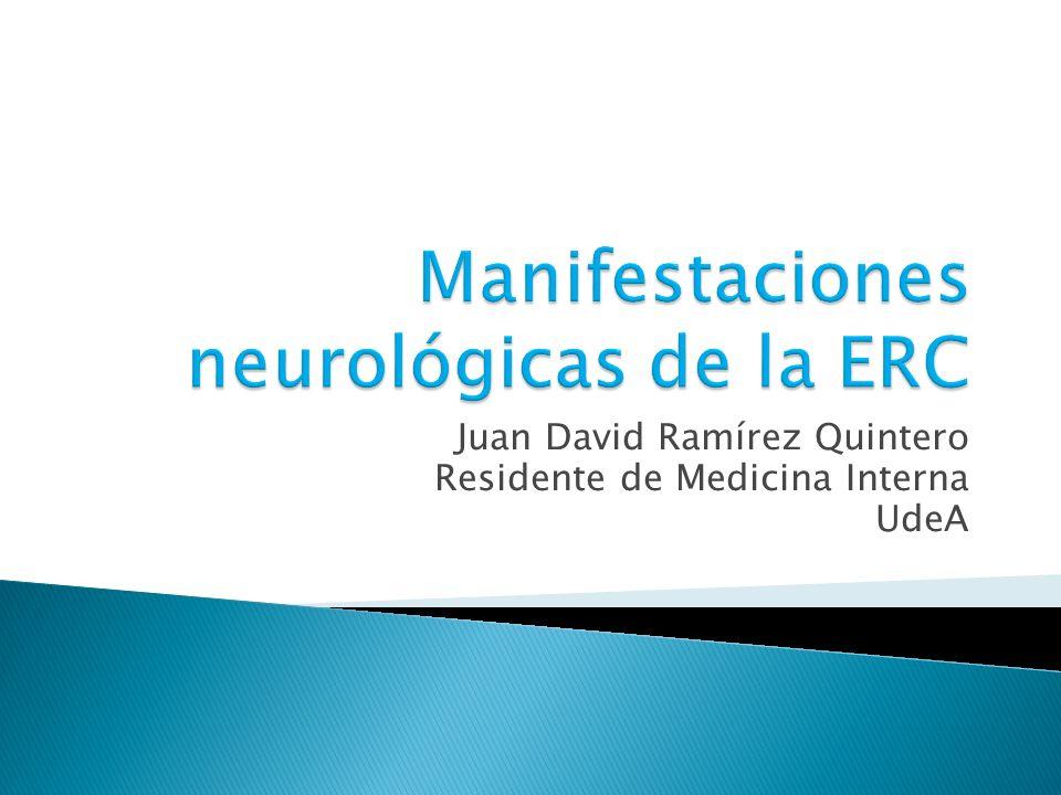 Juan David Ramírez Quintero Residente de Medicina Interna UdeA