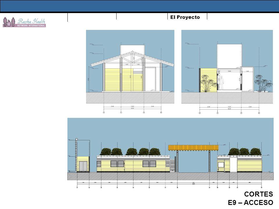 El Proyecto CORTES E9 – ACCESO