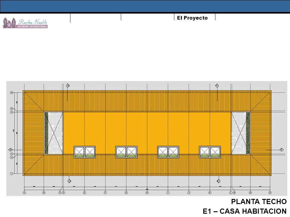 El Proyecto CORTE E3 - COCINA