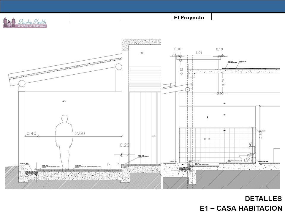 El Proyecto PLANTA E2 - CLINICA