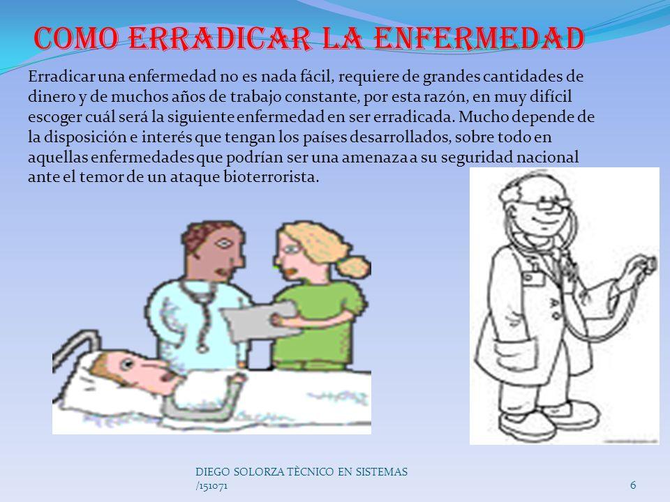 Enfermedad: La enfermedad es un proceso y el estatus consecuente de afección de un ser vivo, caracterizado por una alteración de su estado ontológico