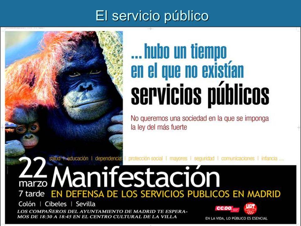 Centros públicosCentros públicos-privados Centros privatizados Modelo Alzira (Valencia) Diferentes regímenes: –Empresa pública –Fundación –Organismos autónomos, etc.