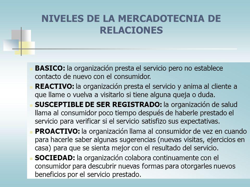 ¿QUE ES LA MERCADOTECNIA DE RELACIONES? Es la atracción, mantenimiento y organización de multiservicios que mejora las relaciones con los clientes. La