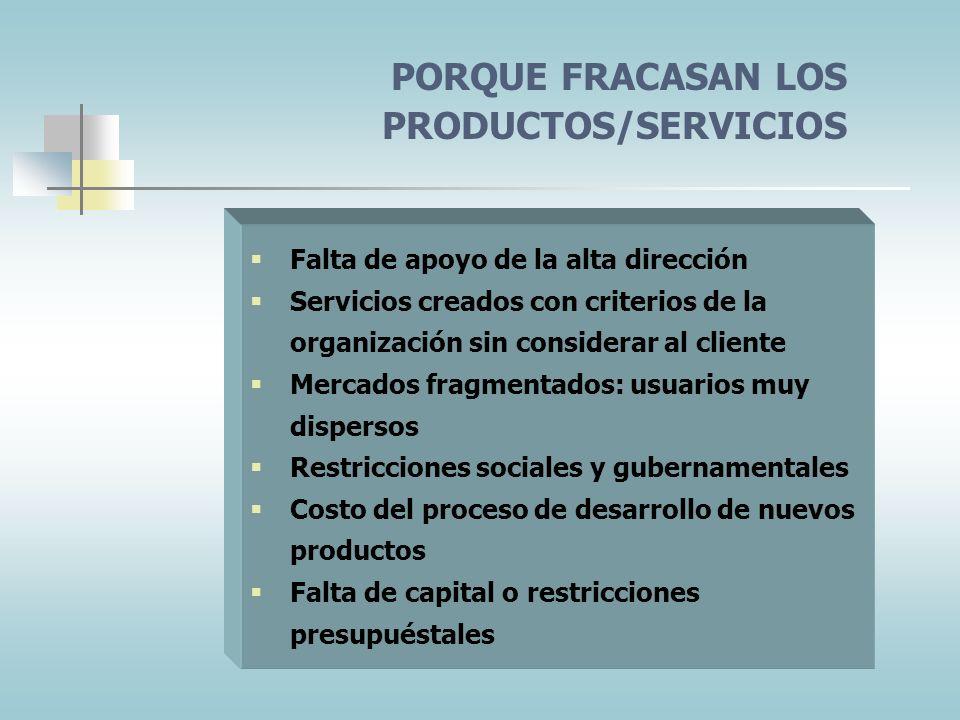 ¿QUE ES UN PRODUCTO? Producto fundamental : ¿qué es lo que en realidad está adquiriendo el cliente? Producto real: nivel de calidad, características,