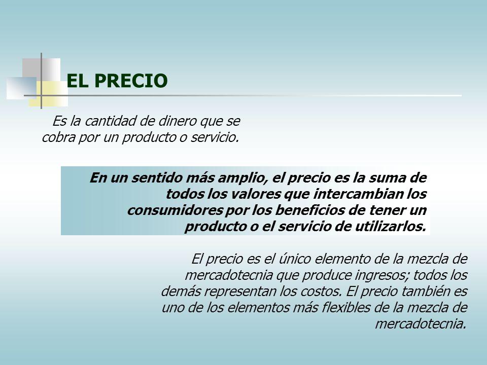 TEMA OCHO: LOS PRECIOS Y LA DISTRIBUCION EN LOS SERVICIOS DE SALUD