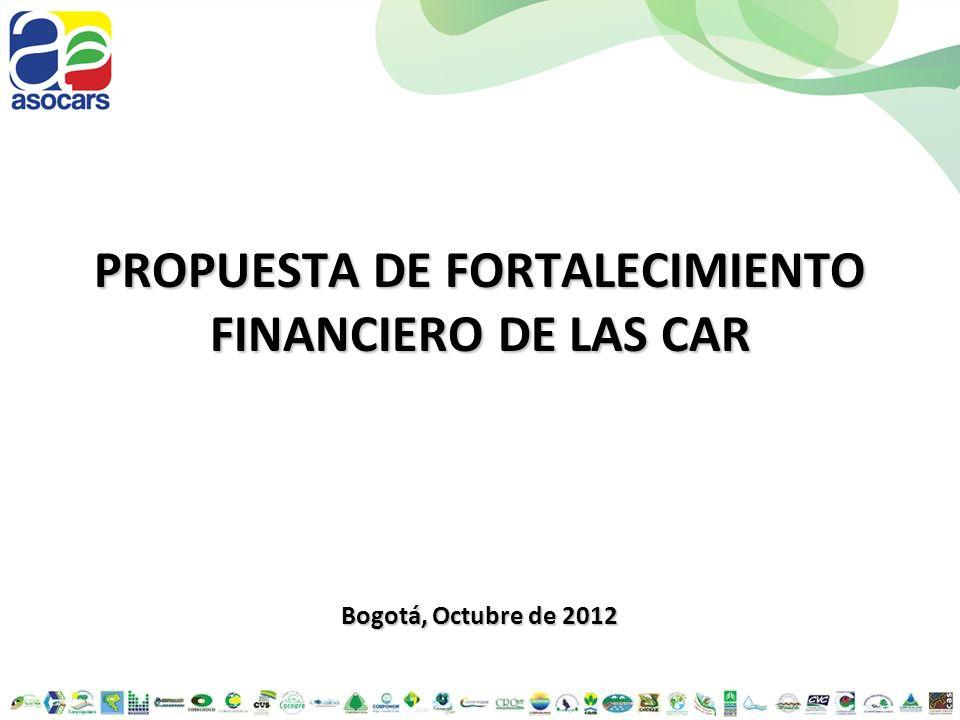 Reuniones Oct.3 y 9 de 2012 Consolidación y Análisis Preliminar 1.