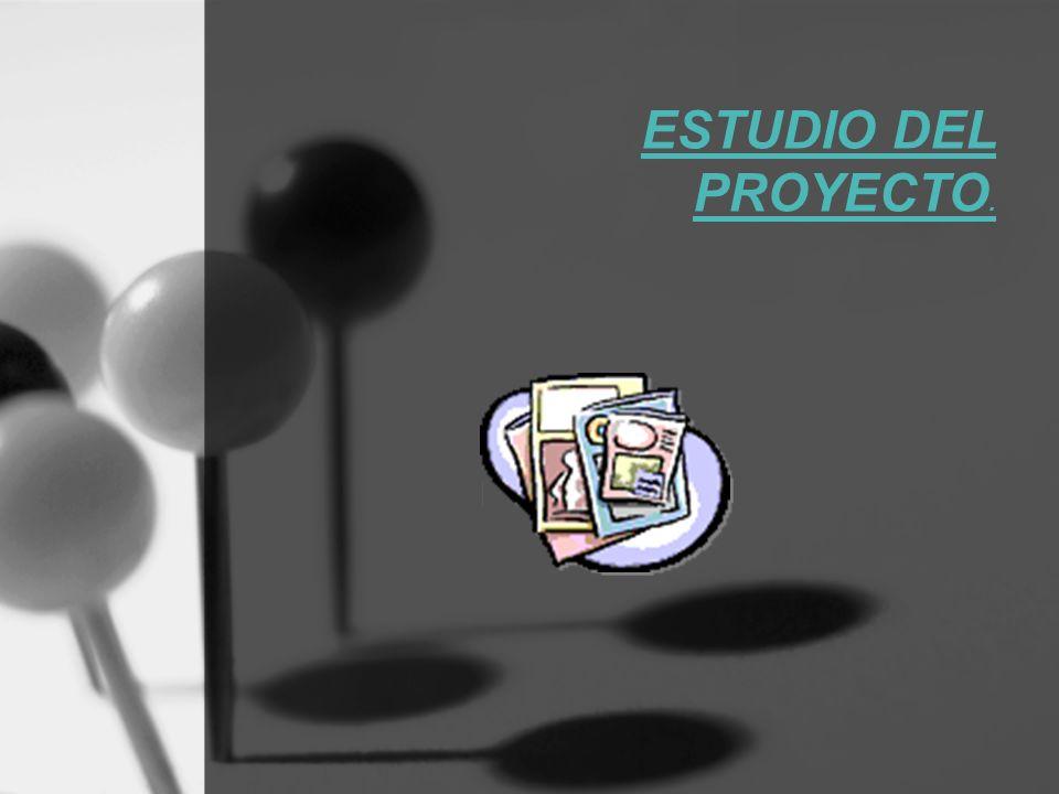ESTUDIO DEL PROYECTO.