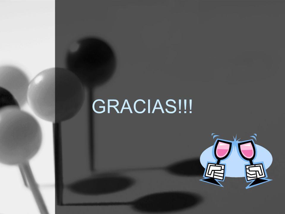 GRACIAS!!!