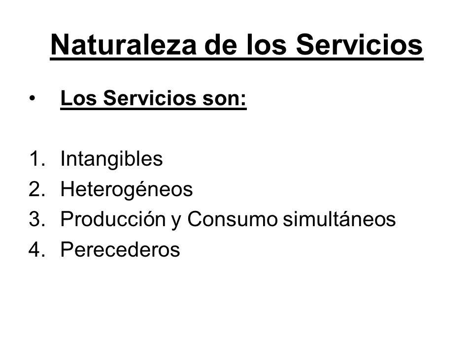 Mezcla para los Servicios Procesos: Los Procedimientos, los mecanismos, y el flujo de las actividades necesarias para la prestación del servicio, es decir, la realización del servicio y los sistemas de operación.
