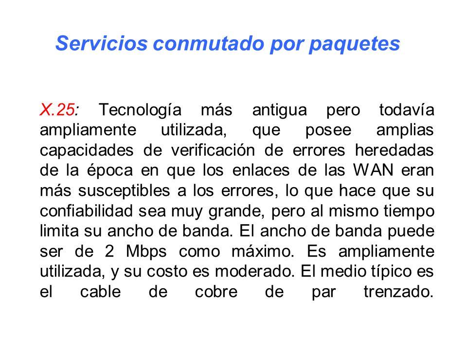 Módems por cable (analógico compartido): Colocan señales de datos en el mismo cable que las señales de televisión.