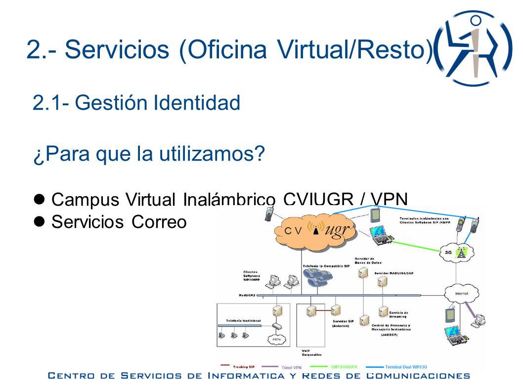 Gracias por su atención Encuesta satisfacción: http://test.ugr.es/limesurvey/index.php?