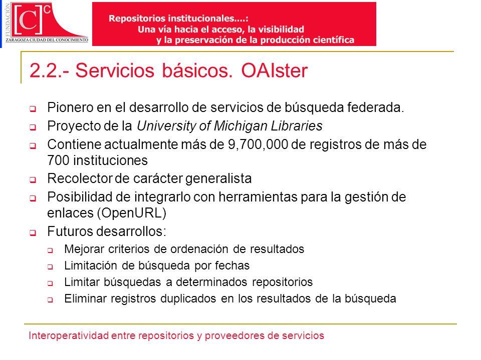 Interoperatividad entre repositorios y proveedores de servicios 3.4.- Registro sistemático de servicios e integración y visibilidad de iniciativas españolas WIKI Grupo de usuarios DSPACE Spain Web de referencia OA-LATINO