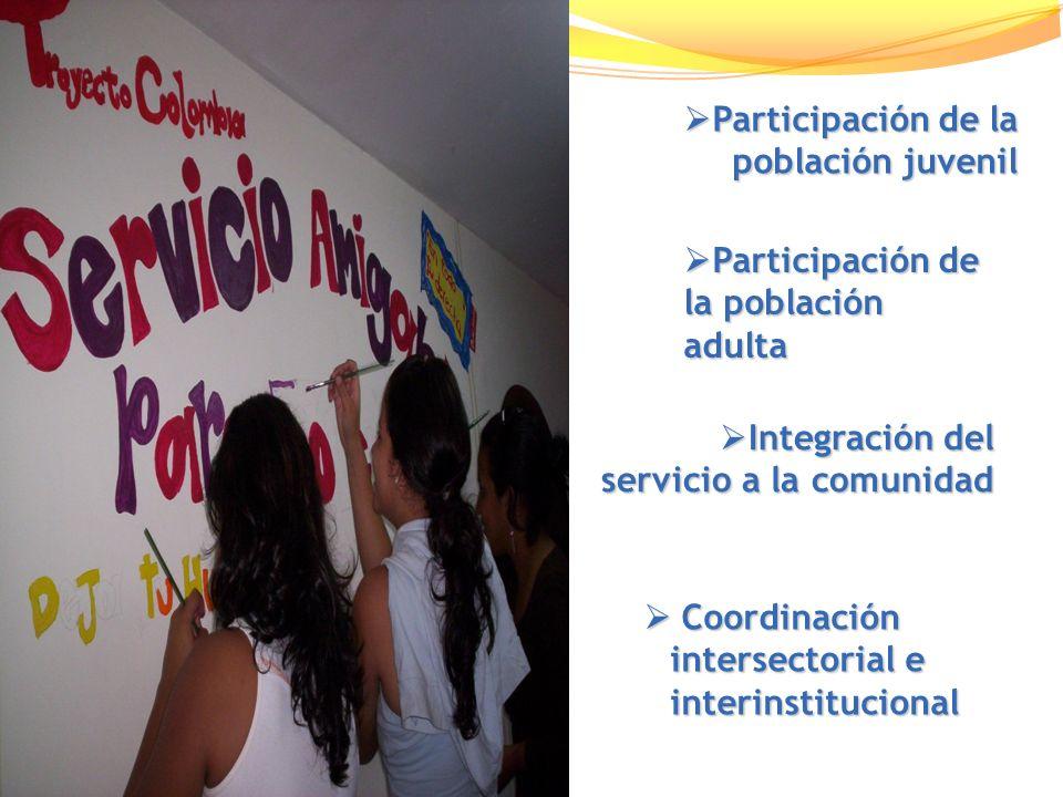 El modelo de servicios amigables es una manera de convertir en hechos los derechos.