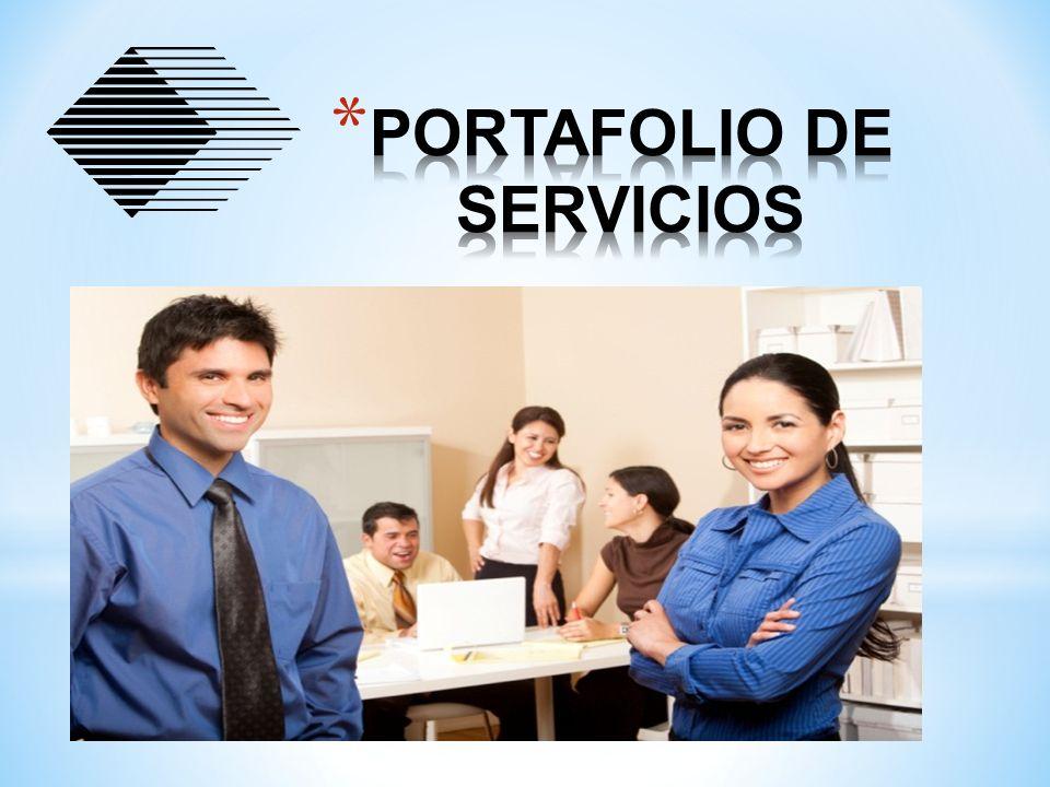 Somos una empresa antioqueña que ofrece una amplia gama de servicios requeridos para el óptimo desarrollo de su negocio.