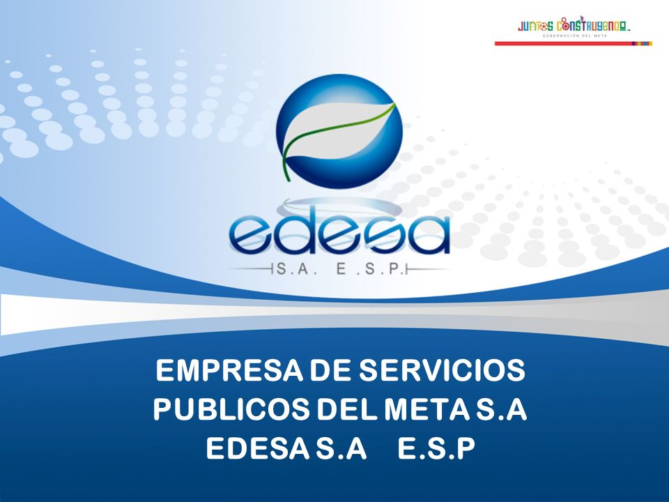 Page 22 EMPRESA DE SERVICIOS PUBLICOS DEL META EDESA S.A E.S.P Del latín legalis.