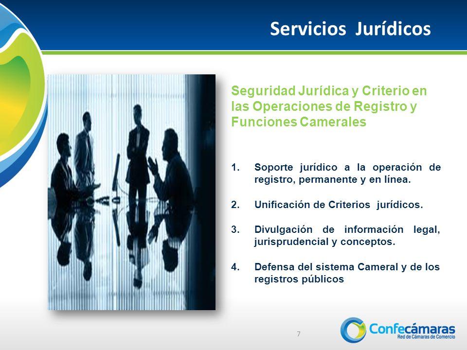 Servicios Tecnológicos 8