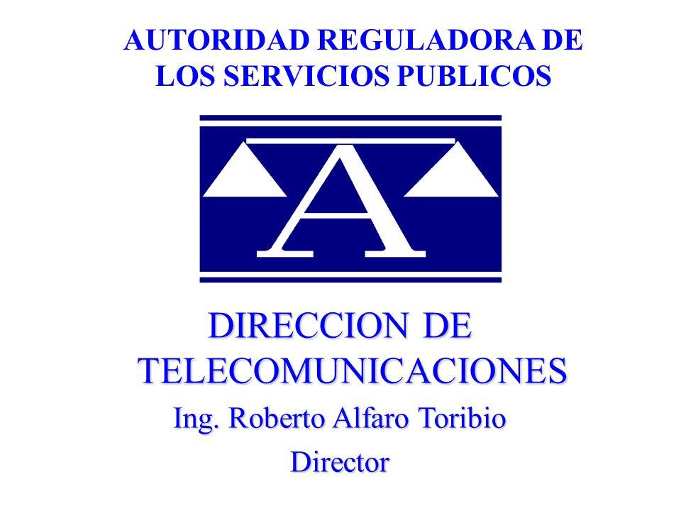 DIRECCION DE TELECOMUNICACIONES Ing.