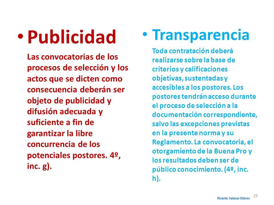 Publicidad Las convocatorias de los procesos de selección y los actos que se dicten como consecuencia deberán ser objeto de publicidad y difusión adec