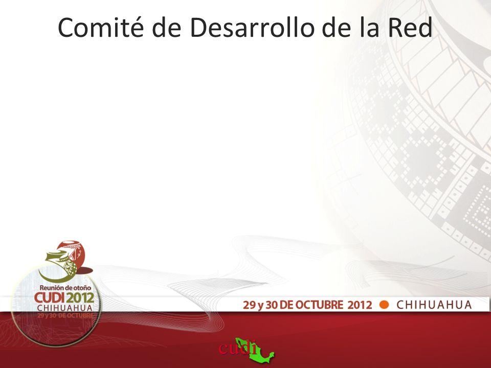 Comité de Desarrollo de la Red