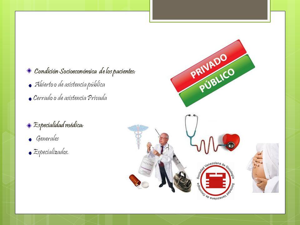 1.- Prestan atención ambulatoria de nivel primario y secundario, tanto médica cono odontológica.