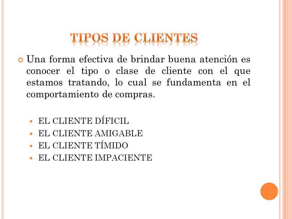 Quejas del cliente : las quejas son la expresión más palpable de la insatisfacción.