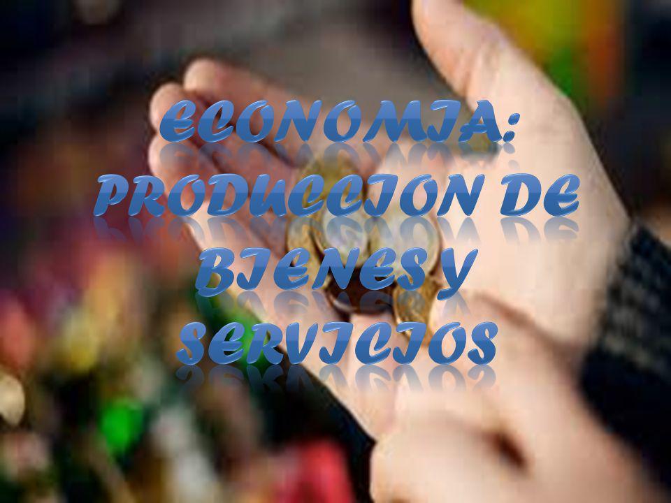 La producción es la actividad económica que aporta valor agregado por creación y suministro de bienes y servicios, es decir, consiste en la creación de productos o servicios y, al mismo tiempo, la creación de valor.