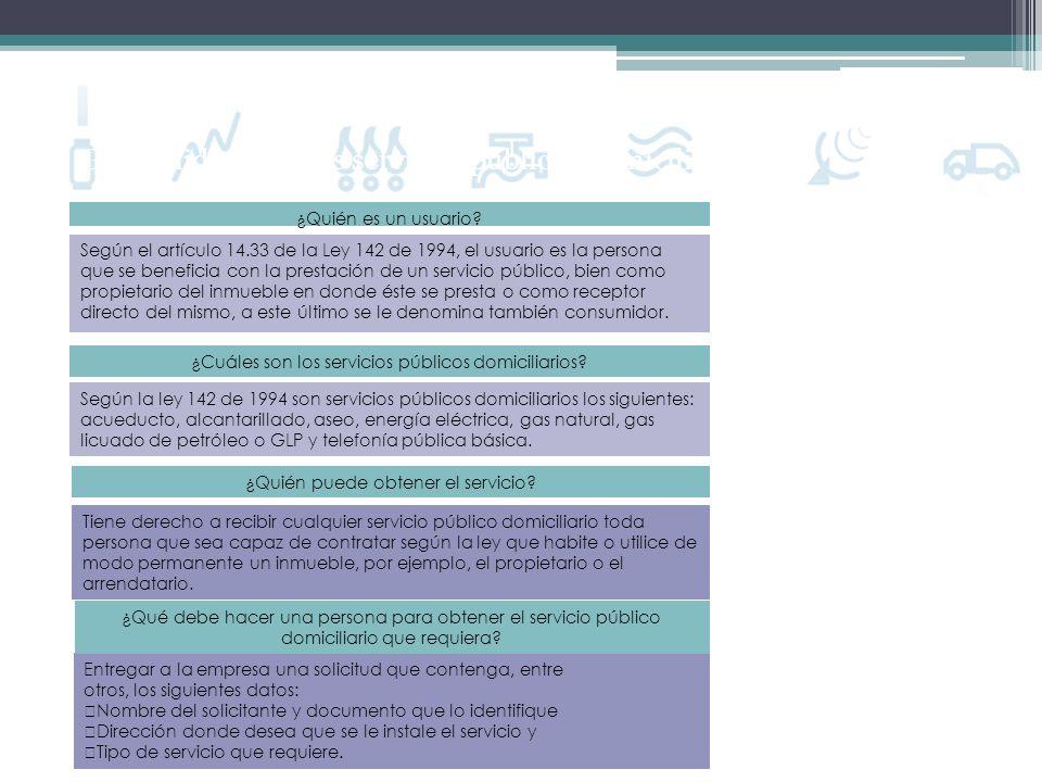 El porcentaje del subsidio o contribución (P%) depende del estrato socioeconómico, tal como de manera expresa y precisa lo establecela Ley4: Estrato P% 1 0.50 (Subsidios del 50%) 2 0.60 (Subsidios del 40%) 3 0.85 (Subsidios del 15%) 4 1.00 (Sin subsidio ni contribución) 5 1.20 (Contribuciones del 20%) 6 1.20 (Contribuciones del 20%) ¿Quién define las tarifas de los servicios públicos domiciliarios.