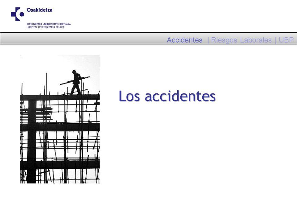 Los accidentes Accidentes | Riesgos Laborales | UBP