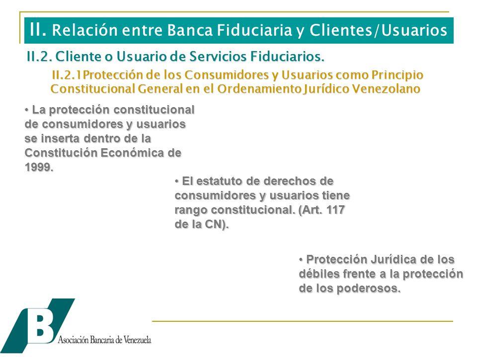 La protección constitucional de consumidores y usuarios se inserta dentro de la Constitución Económica de 1999.