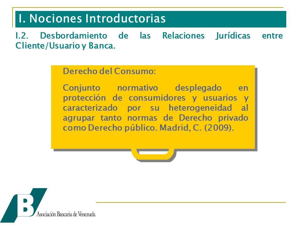 Conjunto normativo desplegado en protección de consumidores y usuarios y caracterizado por su heterogeneidad al agrupar tanto normas de Derecho privado como Derecho público.