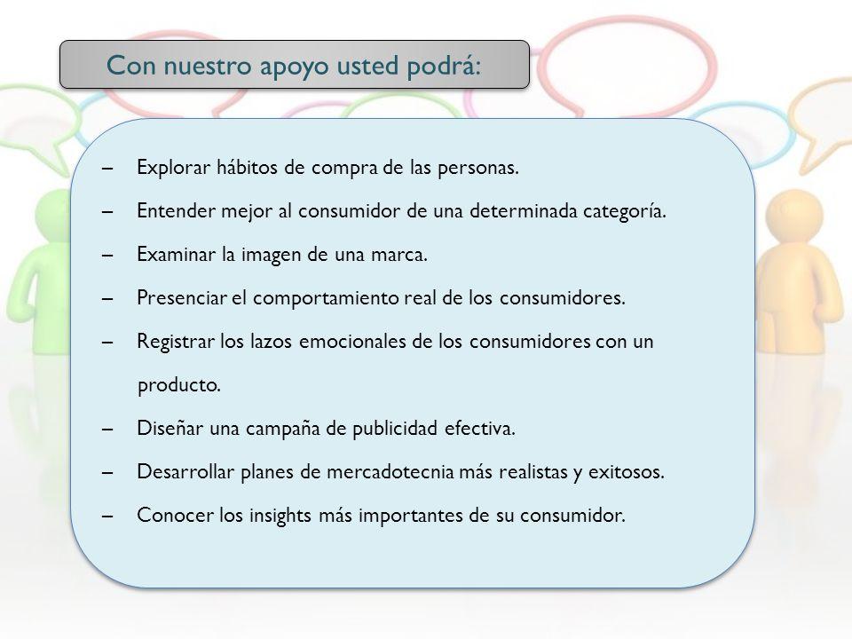 –Test de concepto: evaluación de la idea del producto o servicio.