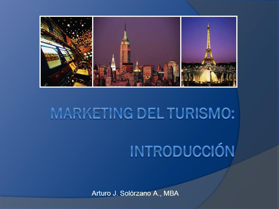 Resumen general El marketing de turismo es único; El concepto de Marketing Definición de Marketing de Turismo Características de los Servicios Turísticos y sus implicaciones para el Marketing