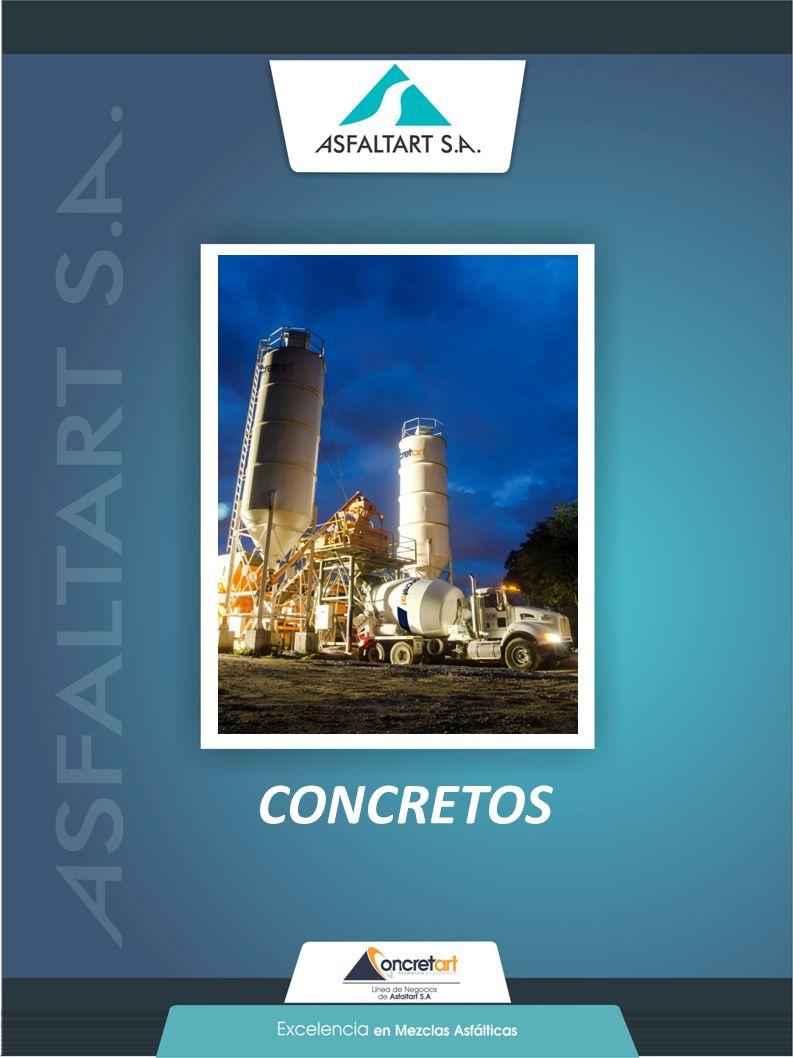 14 www.asfaltart.com PORTAFOLIO DE SERVICIOS CONCRETOS